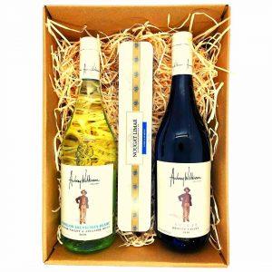 Hunter Twin Wine Box Hamper Hunter Valley Hampers