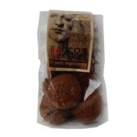 Choc Coffee Hazelnut Cookies Baccos Bakeries Dark