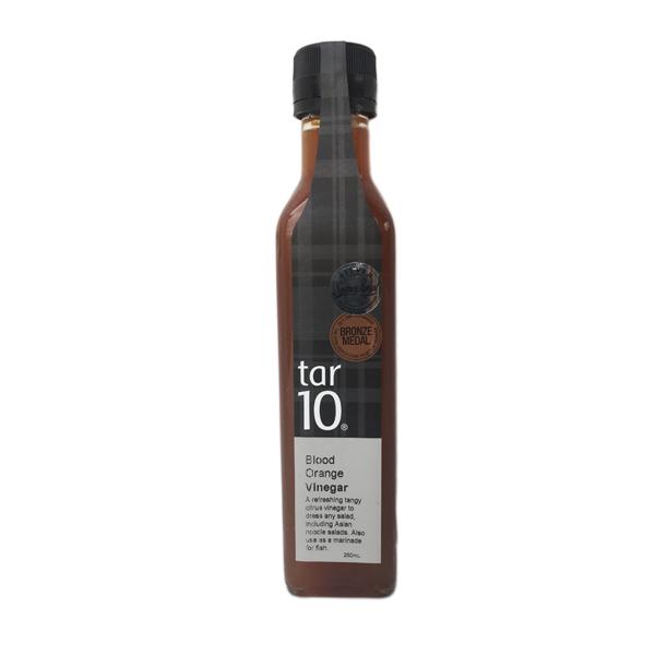Tar 10 Blood Orange Vinegar