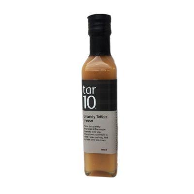 Tar10 Brandy Toffee Sauce