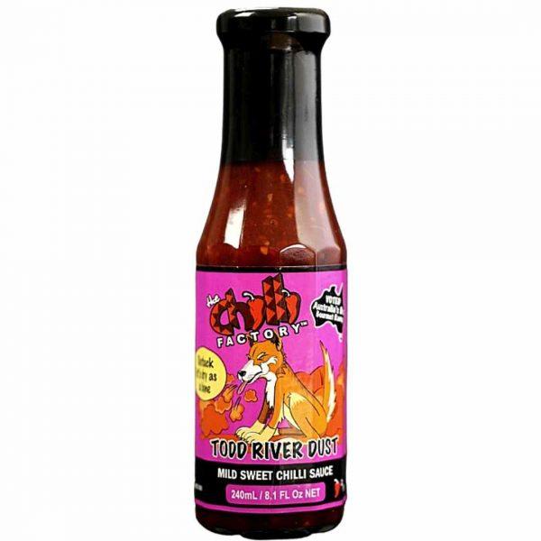 Mild Sweet Chilli Sauce - Todd River Dust