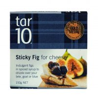 Sticky Fig For Cheese Tar10 Hunter Valley Hampers