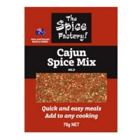 Cajun Spice Mix by Spice Factory