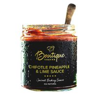 Chipotle Pineapple & Lime Sauce by Boutique Sauces