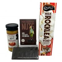 Choc Rock Nuts Hamper plus Sweet Treat Hampers