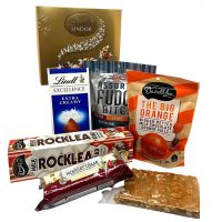 Chocolate In A Box Aussie Favourites Hamper Sweet Treats Hampers