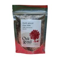 Chai Latte -Bush Spiced with Cinnamon Myrtle by Oak Road