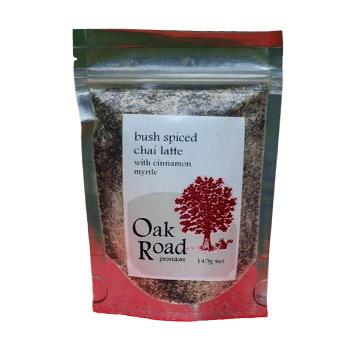 Chai Latte -Bush Spiced with Cinnamon Myrtle by Oak Road