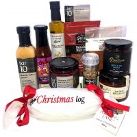 Family Christmas BBQ plus Christmas Hampers