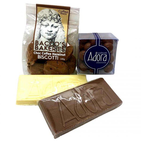 Gourmet Choc In A Box Mini Sweet Treats Hamper