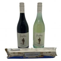 Hunter Twin Wine Box plus Hunter Valley Alcohol Hampers