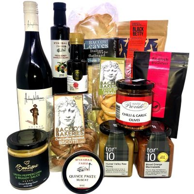 Hunter Valley Classic With Myanbah Quince Hunter Valley Hamper