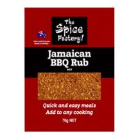 Jamaican BBQ Rub by Spice Factory