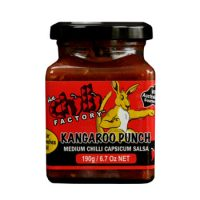 Kangaroo-Punch-Medium-Chilli-Capsicum-Salsa-The-Chilli-Factory