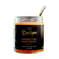 Orange Start Anise by Botique Sauces