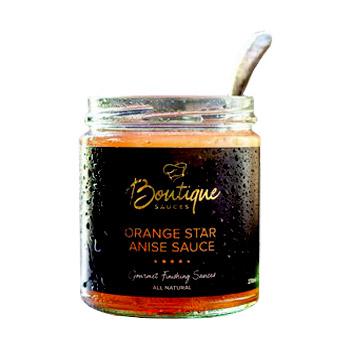 Orange Start Anise by Botique Sauces