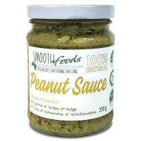 Peanut Sauce by Smooth Foods Hunter Valley Hampers