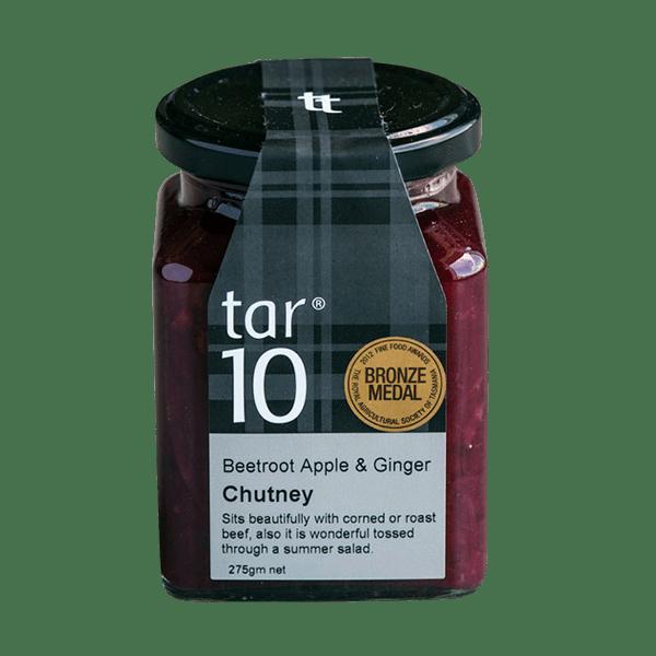 TAR10 Beetroot Apple & Ginger Chutney
