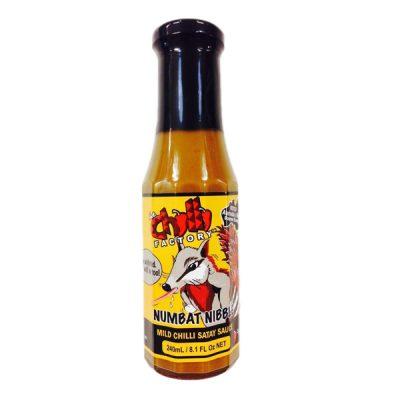 The Chili Factory: Satay Chilli Sauce