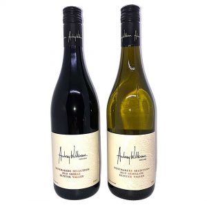 Winemakers Selection Premium twin wine box Hunter Valley Alcohol Hampers