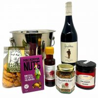 Gourmet Wine Time Hamper Hunter Valley Hampers