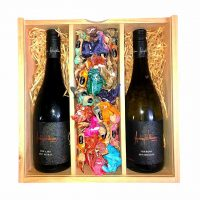 Wine Connoisseurs Premium Twin Gift Hamper Hunter Valley Hampers