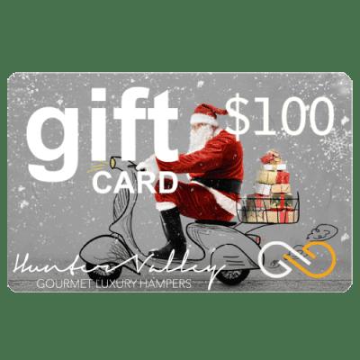 gourmet luxury gift voucher