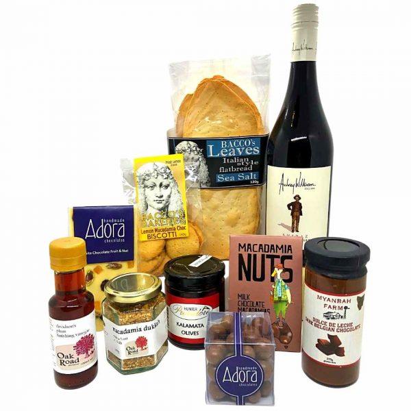 Gourmet Classic Gift Hamper GC Hunter Valley Hampers