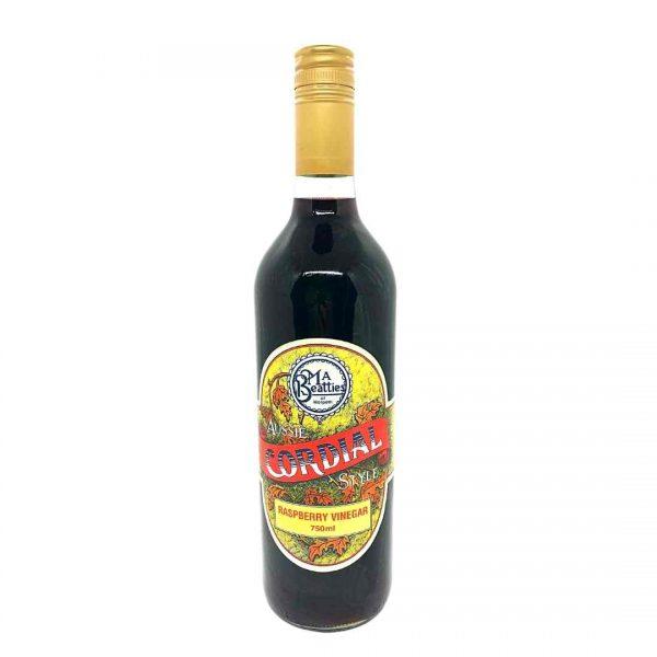 Raspberry Vinegar Cordial MA Hunter Valley Hampers