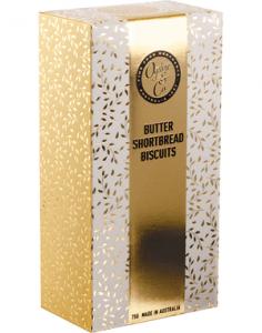 tasty butter shortbread biscuits